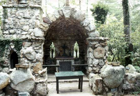 Shrinemont (outdoor cathedral), Orkney Springs, Virginia