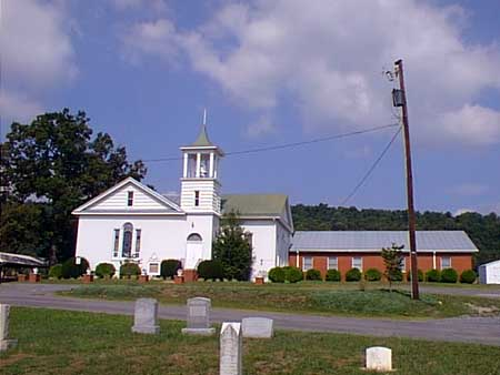 St. Lukes United Church of Christ, Moores Store, VA